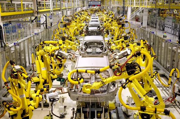 Industrial Robots Types and Its Applications: Robotics 101
